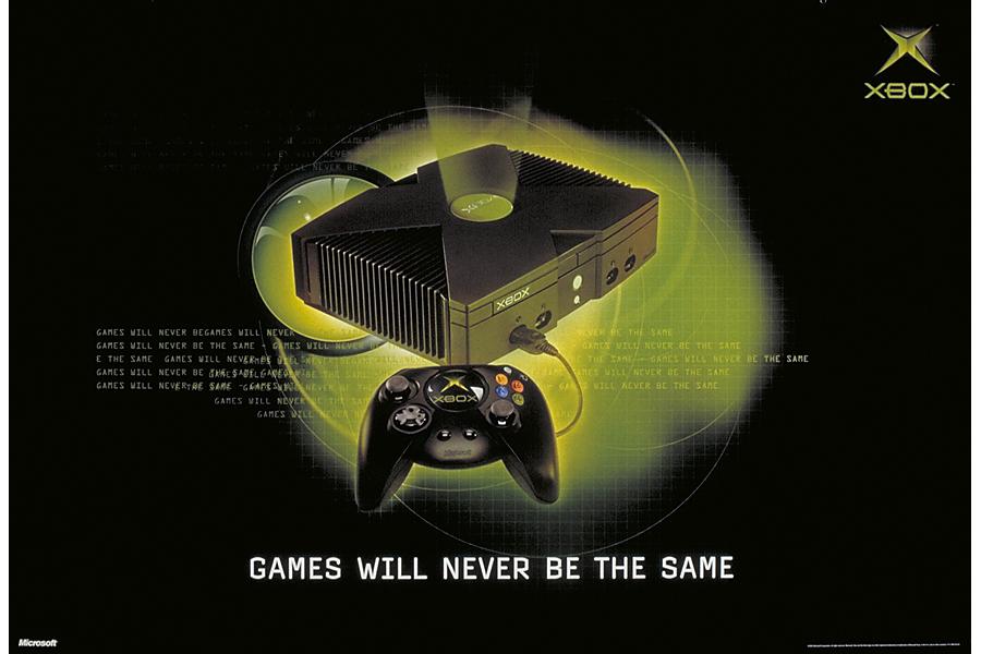 Die Geschichte der Xbox