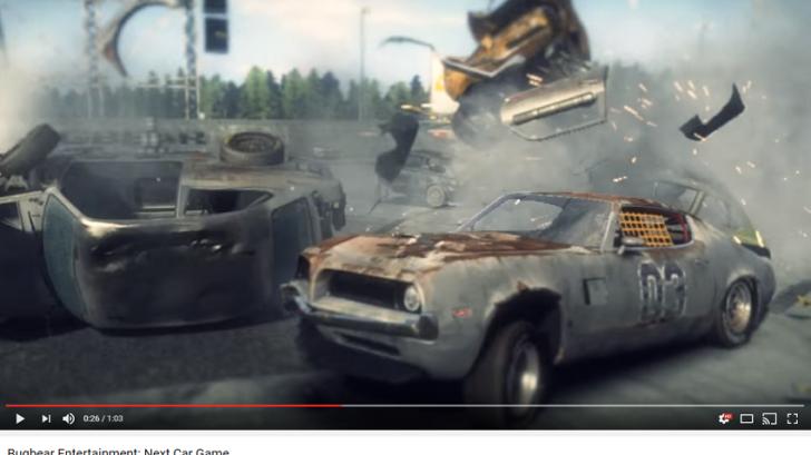 """""""Wreckfest"""": Crash-Spektakel bald auch für PS4 und Xbox One"""