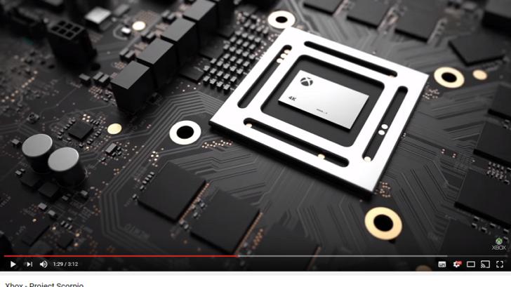 Xbox Scorpio: Läutet Microsoft das Ende der Konsolen-Generationen ein?